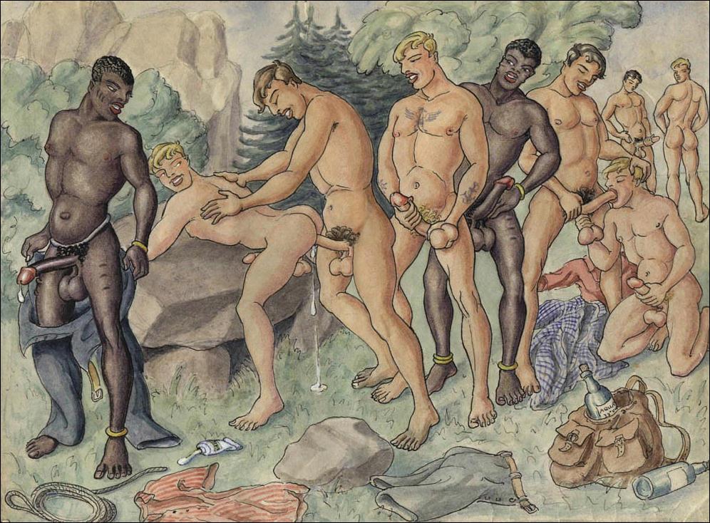 проигнорировали порно в каменные века истории хорошенько